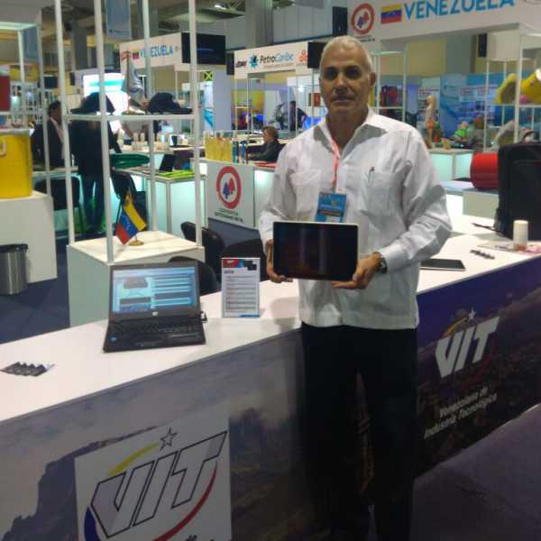 Productos VIT marca la pauta en Feria Internacional de El Salvador 2016
