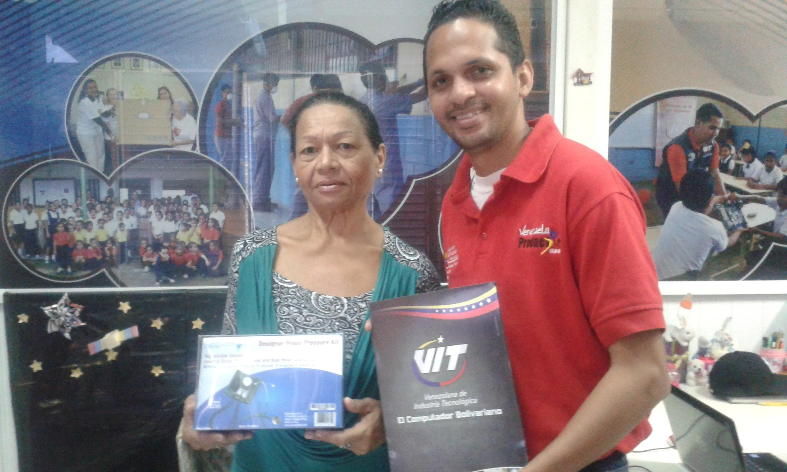 Labor social de VIT se extiende a más comunidades