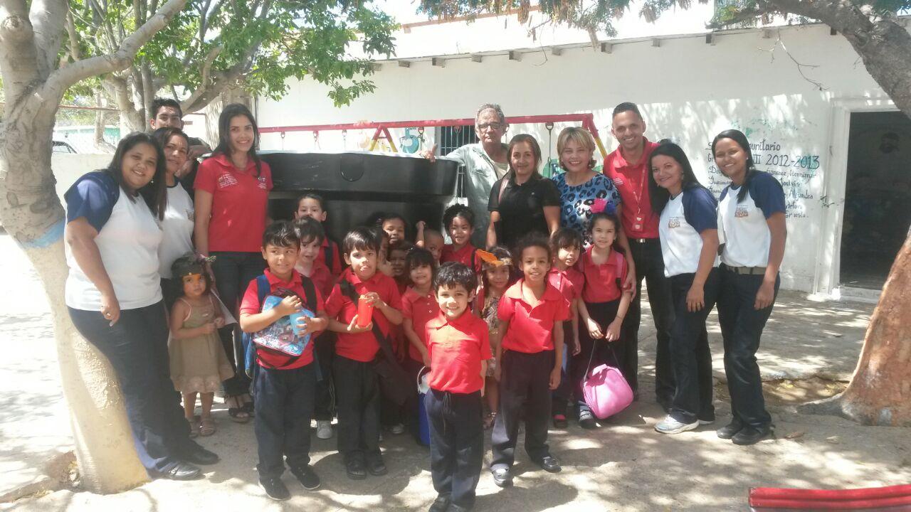 Educación y Salud fortalecidas con aporte de VIT