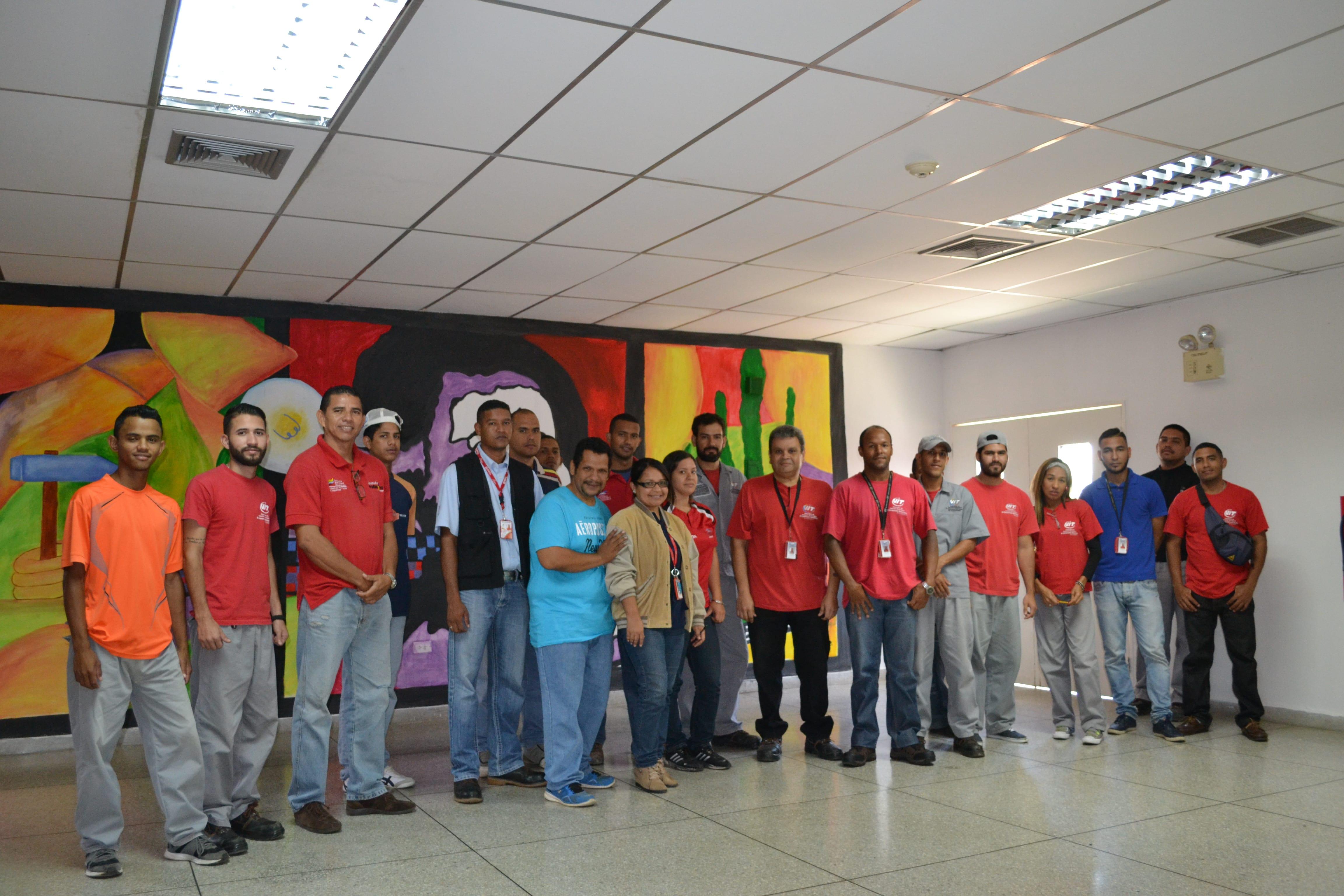 Trabajadores de VIT se forman en mantenimiento industrial