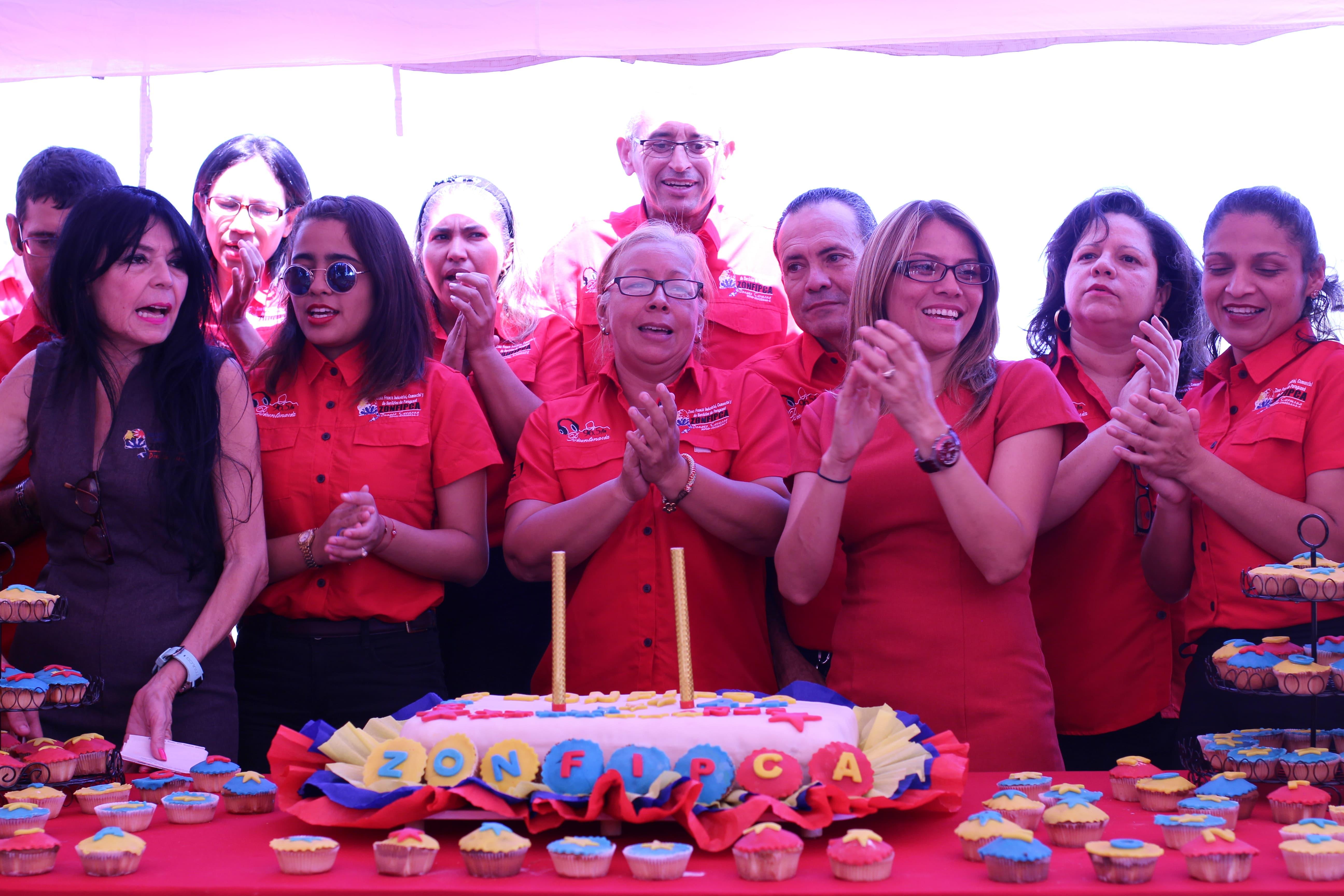 Zonfipca cumple 44 años al servicio del desarrollo económico de Paraguaná