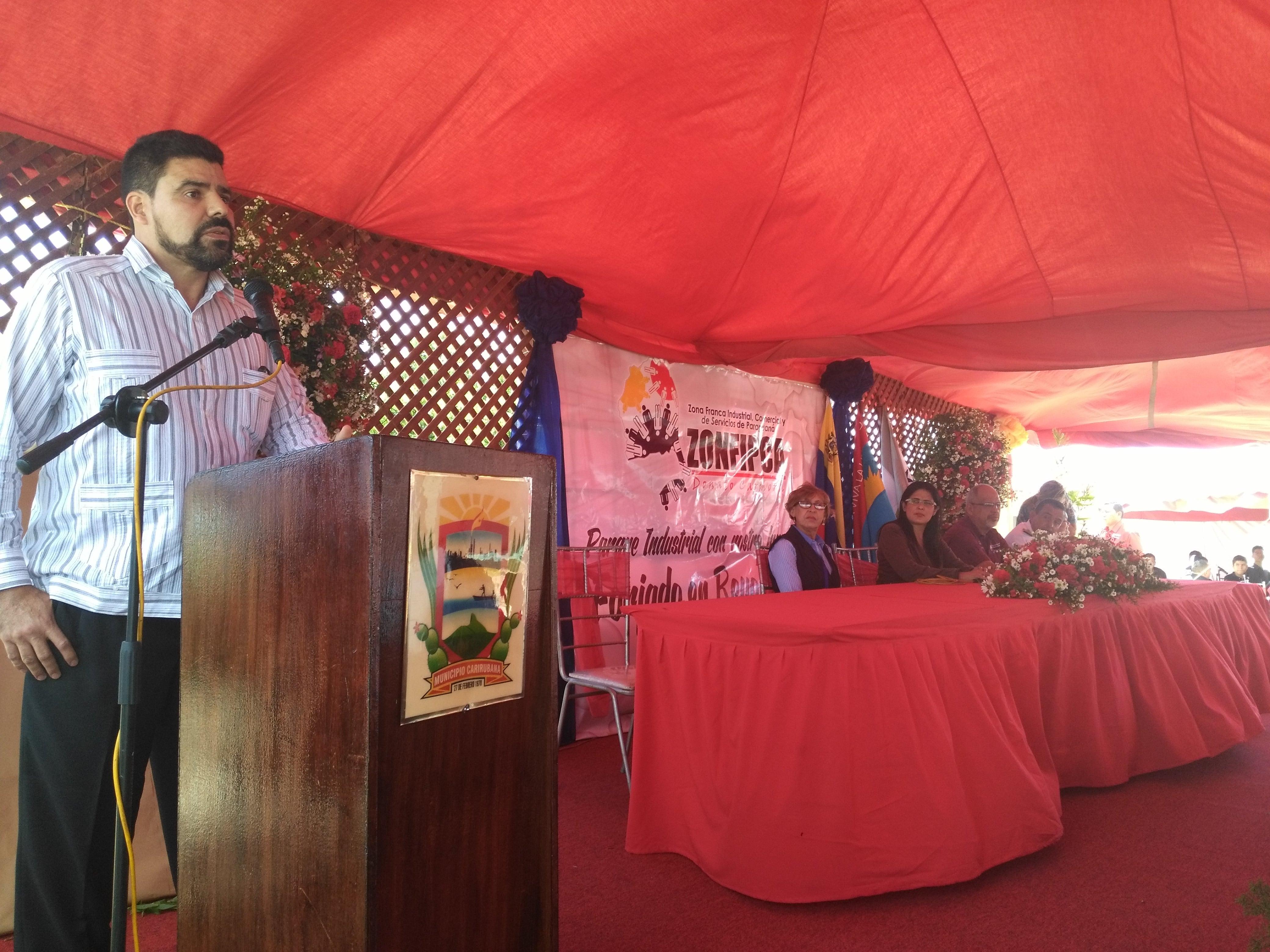 Concejo Municipal de Carirubana conmemoró  44 años de la creación de Zonfipca