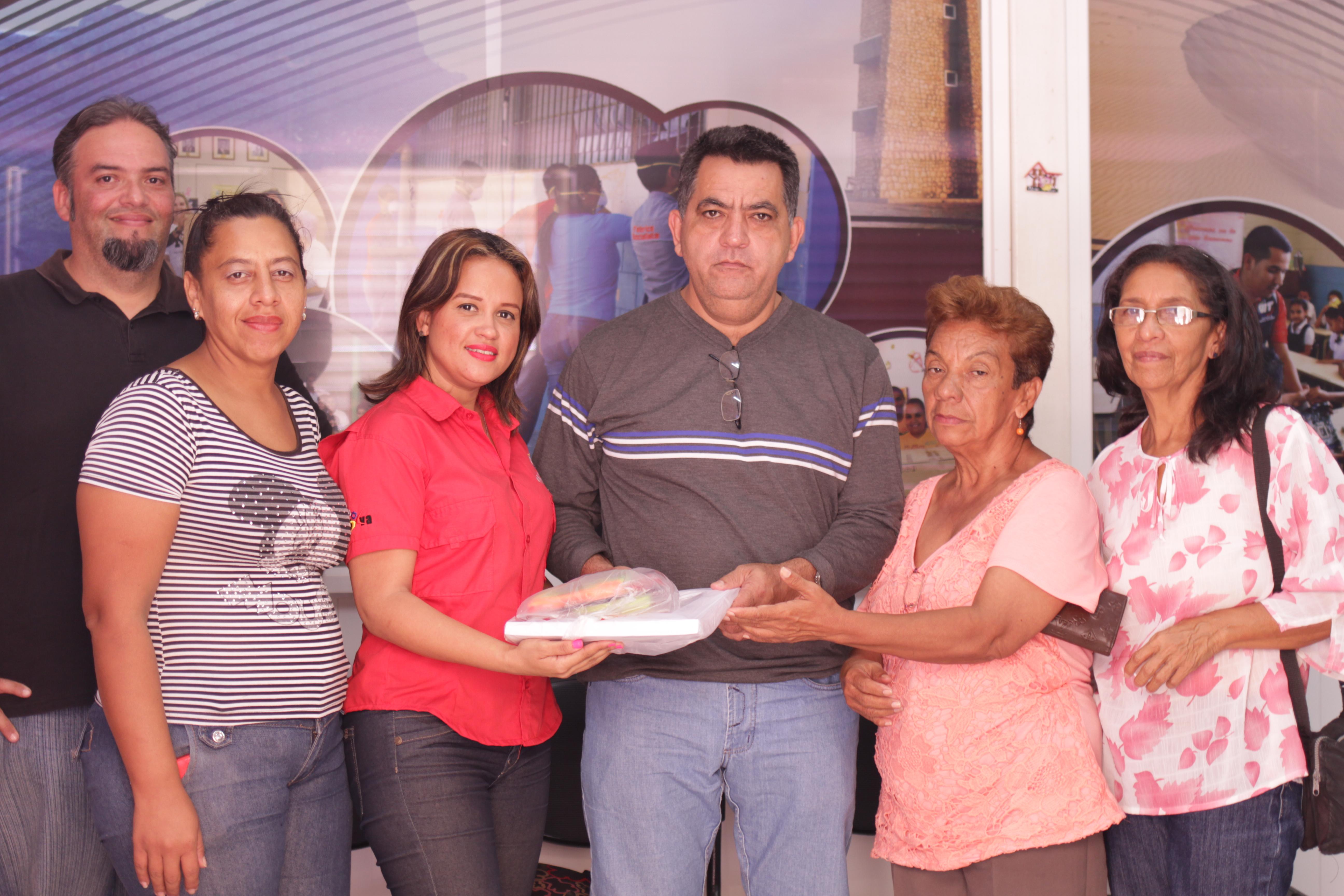 Sector Salud y Centro Educativo atendido con aportes sociales de VIT