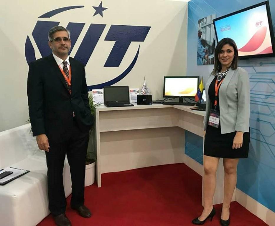 VIT muestra sus avances tecnológicos en Fitven Margarita 2017
